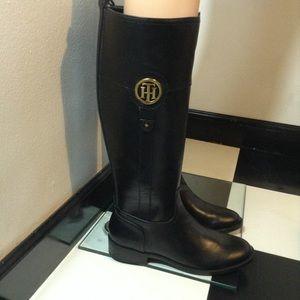 7b12fda5860fd9 Tommy Hilfiger Shoes - 🎉New Tommy Hilfiger Ilia 4 Riding Boots